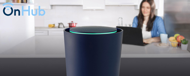 Google OnHub als Amazon Echo Konkurrent?