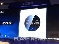 [FLASH NEWS] Samsung Gear A: Samsung bestätigt drehbare Lünette mit Funktion