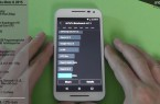 [Video] Motorola Moto G 3. Gen. (2015) AnTuTu Benchmarktest