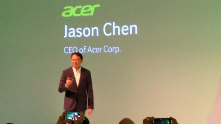 Acer auf der IFA 2015