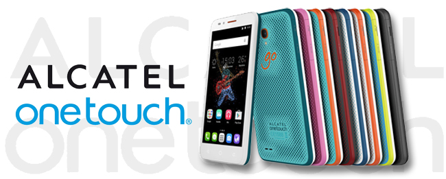 ALCATEL onetouch GO