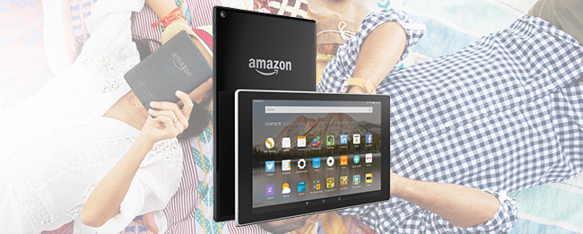 Amazon Fire 2015 mit Fire OS 5