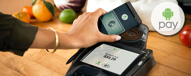 Google Hands Free für Android Pay