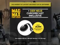 [FLASH NEWS] Eile ist geboten: Google Chromecast 2 Zehn Euro günstiger!