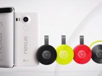 [FLASH NEWS] Gratis Chromecast für Google Nexus 5X und Nexus 6P Bestellung!