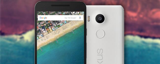 Kamera-App für LG Nexus 5X und HUAWEI Nexus 6P