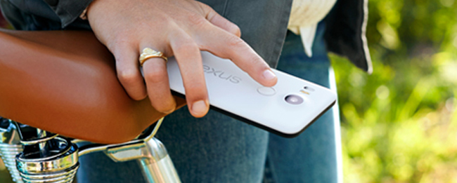 LG Nexus 5X, HUAWEI Nexus 6P und ASUS Nexus Player