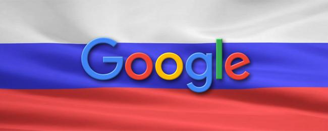 Google in Russland
