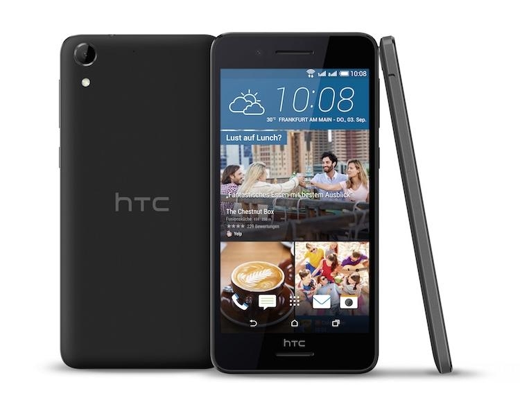 HTC Desire 728G Dual-SIM