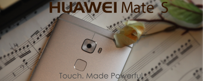 HUAWEI Mate S Test