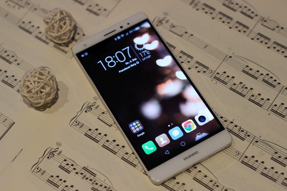 [Test] Huawei Mate S