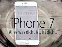 Das Apple iPhone 7 wird wasserdicht und erhält einen USB Type-C