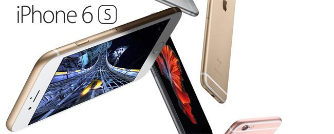 iPhone 6s und iPhone 6s Plus