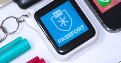 PASSFORT Bluetooth Security