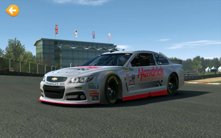 Real Racing 3 NASCAR-Update