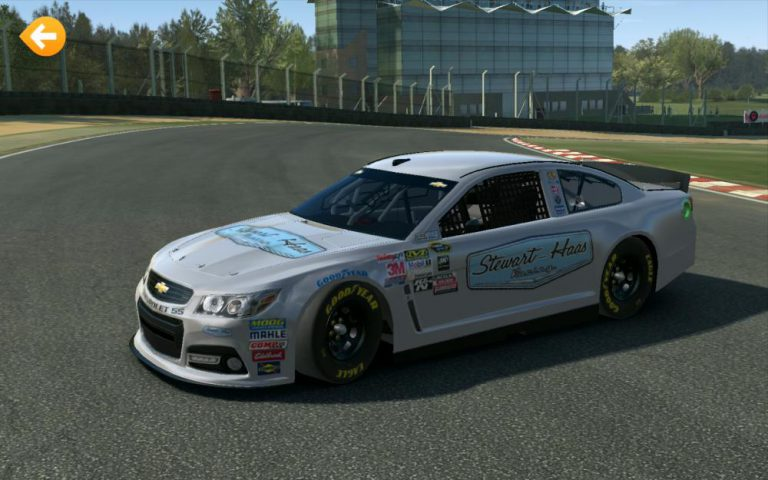 Real Racing 3 NASCAR-Update