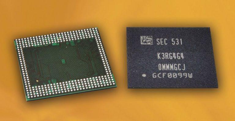 Samsung Speicher-Chip