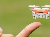 SKEYE Pico Drone: Die kleinste Drohne auf der Fingerspitze