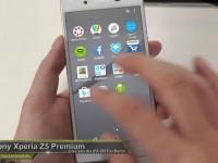 [Video] Sony Xperia Z5 Premium – First IFA 2015 HandsOn