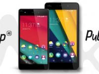 [IFA 2015] Wiko PULP 4G und PULP FAB 4G: Smartphones für die Sonne