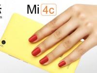 Xiaomi Mi4c ist offiziell: Power satt – Preis klein!