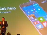 [CES 2016] Acer Liquid Jade Primo Windows 10 Mobile Smartphone offiziell