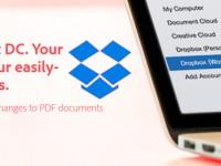 PDF-Cloud-Bearbeitung: Dropbox kooperiert mit Adobe