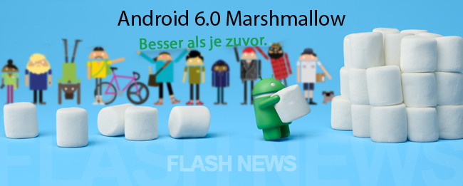 Android 6.0 Marshmallow für das Samsung Galaxy Note 4