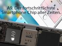 iPhone 6s Chipgate: Apple bestätigt Leistungsunterschiede
