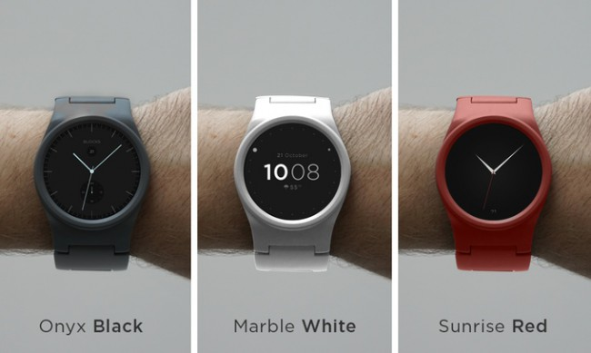 BLOCKS Smartwatch
