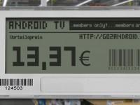 MediaSaturn setzt künftig auf Preisschilder mit E-Ink Display