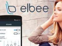 Elbee Wireless Headset mit Kopf- und Sprachsteuerung