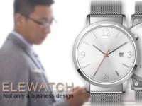 Elephone W2 mit echtem Schweizer Uhrwerk vorgestellt