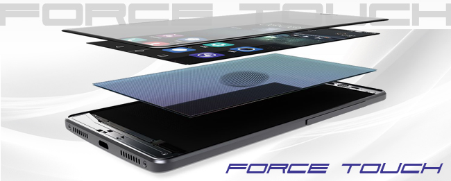 Force Touch Technologie