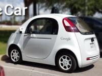 Google Car verursacht den ersten eigenen Unfall