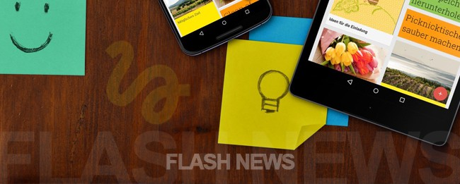 google_keep_flashnews