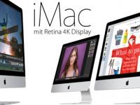 iMac Offensive: 4K- und 5K-iMac mit 21,5 und 27 Zoll