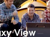 Samsung Galaxy View: Die Tablet Tasche ist offiziell