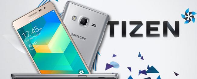 Samsung Z3 mit Tizen OS