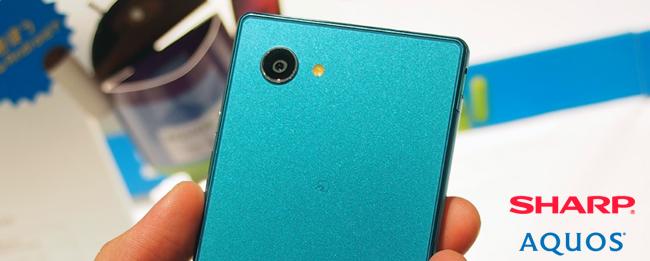 Sharp Aquos Xx2: Kompakte Andorid Smartphones in zwei Größen