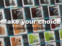 [FLASH NEWS] Ihr entscheidet den Style unseres Moto X Style!