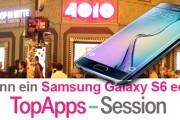Samsung Galaxy S6 edge gewinnen und neue Apps kennenlernen!