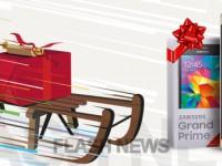 [FLASH NEWS] Samsung verschenkt ein Galaxy Grand Prime Smartphone!