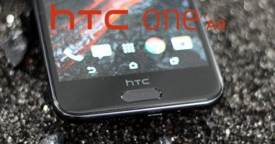 HTC One A9 Test