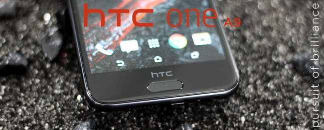HTC One A9 Test