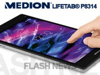 [FLASH NEWS] Medion Lifetab P8314: Aldi bietet 129 Euro Android Tablet