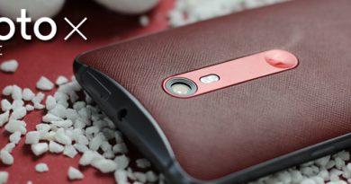 Motorola Moto X Style