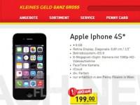 [FLASH NEWS] Penny verkauft das Apple iPhone für 199 Euro