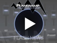[FLASH NEWS] Poweramp: Bester Android Audioplayer für 10 Cent!