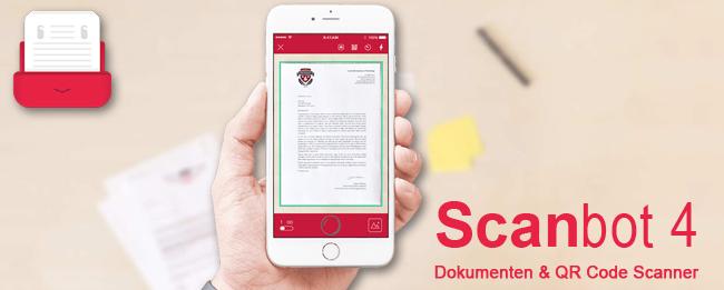test scanbot von doo dokumenten scanner f r die hosentasche. Black Bedroom Furniture Sets. Home Design Ideas